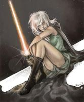 Blind Jedi by oktober-nite