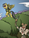 Daring Escape by SpyroConspirator