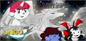 Throwback Thurs: The Fantastic Adventures of Unico by isisraven