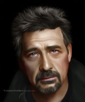 Philip Quast by ThreshTheSky