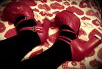 Celestia ludenberg heels by Cairdiuil