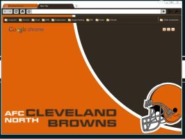 Cleveland Browns Theme by wPfil