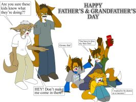 Father n' Grandfather by MidNight-Vixen