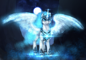 CP: Frightmare Frost by miokillerwinx
