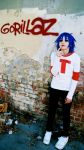 Gorillaz: Vandal by SugarBunnyCosplay