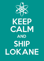 Lokane -Keep Calm by Raylie18