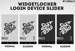 LoginDevice Slider by kgill77