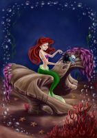 Play with me... Ursula by reneev