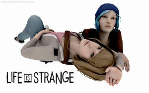 Together - Life Is Strange Wallpaper by DysfunctionalHuman