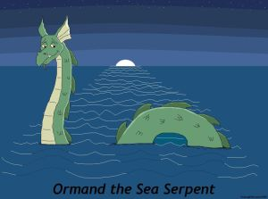 Ormand the Sea Serpent