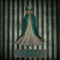 Ball Gown by zememz