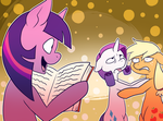 Ship - I Read That In A Book Once by Pixel-Prism