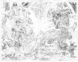 Jim Lee Replication by dtor91