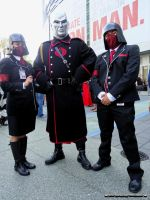Destro and Cobra Troopers by bear213