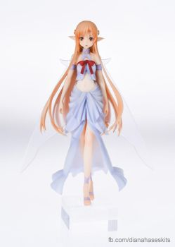 Asuna Titania Version (Swordart Online) by dianahase