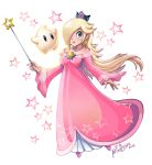 Rosalina and Luma: Pretty in Pink by Pixilette-Star