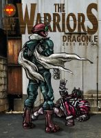 THE WARRIORS 184 by dragoneliu