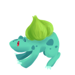 Bulbasaur by Shadestepwarrior