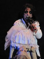 Alice Cooper at Download 14 by thehellpatrol