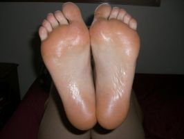 Perfect Soles 9 -Oily- by SelfshotYourFeet