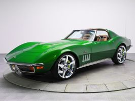 Stingray-corvette-1970-wallpaper-1 by DGDigital
