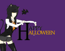 Happy Halloween '12 by Admiral-Udon