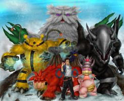 My Pokemon Team by Tycony23