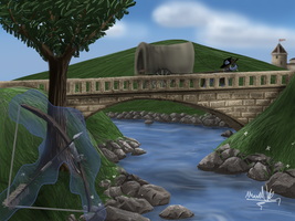 MLP- Smugglers' Bridge by turbopower1000