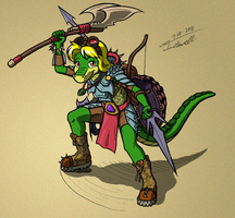 May the Kobold by Timothius