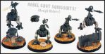 Rebel Grot Squigsuit Rough Riders UP by Proiteus