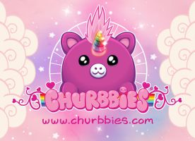 Churbbies Logo by liquidcrow
