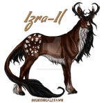 Izra-Il | Stag | Haven Guard-in-Training by NightingaleFawn