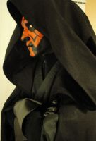 Darth Maul Halloween 2010 by KumaBearoso