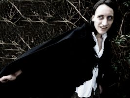 Count Dracula by Crispey