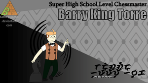 THH Pinoy Ed. Poster - Barry King Torre by BattlePyramid