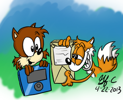 TAILS-Comp stuff by spongefox