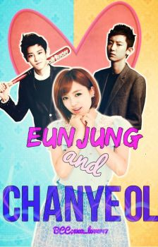 EUNJUNG And CHANYEOL.jpg by JellyVin21