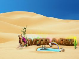 Mirage by willylorbo