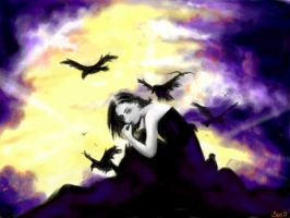 The crows by Sixio