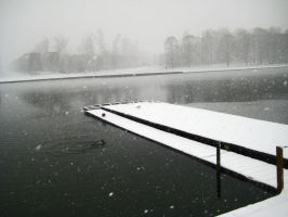 Cold Pond by simfonic