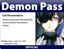 Demon Pass by AmayaChi
