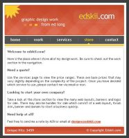 New site colours by edskii