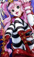 Perona- One Piece by K-EL-P