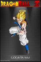 Dragon Ball Z - Gogeta SSJ OV by DBCProject