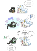 OMAKE meet Dana by Inesidora