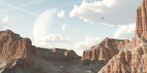 Canyon Sentinel by jhmart1