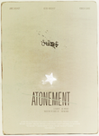 Atonement Poster V1 by waxwng