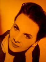 JULIETTE BINOCHE by sinsenor