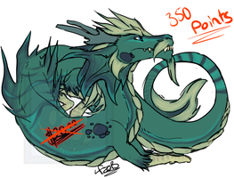 [Point Adopt] - Green Eastern Dragon SOLD by Linkaton
