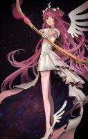 Goddess Madoka by animaiden
